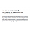 state_of_american_policing_abstract